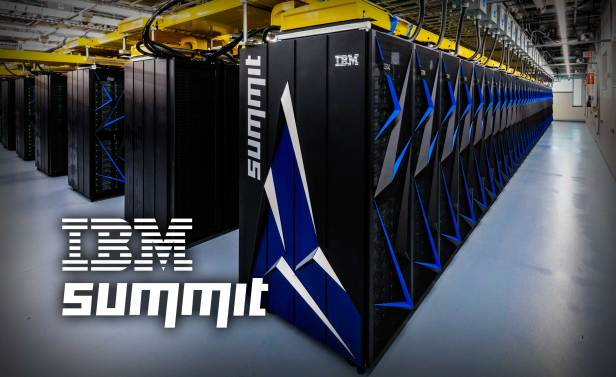 Realidad Virtual IBM Summit