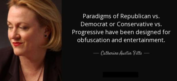 Catherine Austin Fitt