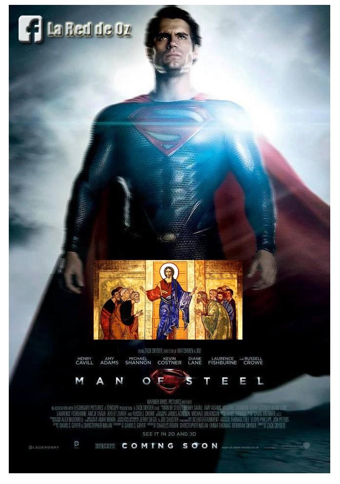 Azul y Rojo - Banderas - Superhéroes - Monarquía - Superman